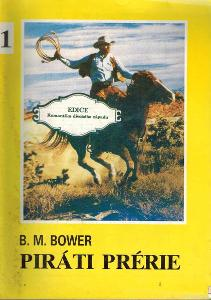 Časopis Bower B.M. - Piráti prérie
