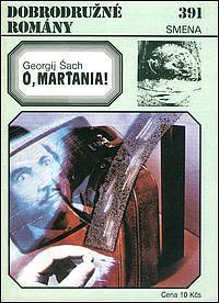Časopis  Ó, Marťania 391