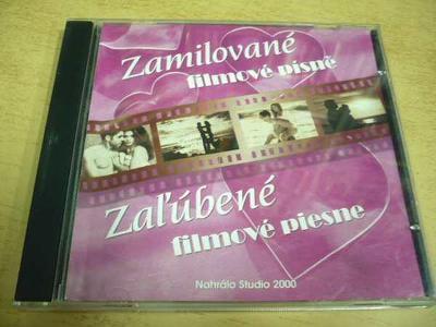 CD Zamilované filmové písně
