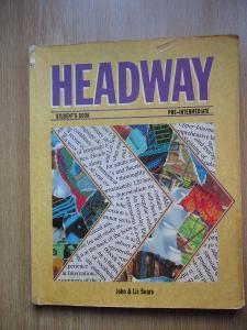 Soars Liz & John -  Headway  Pre-Intermediate Student's  Book