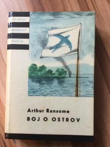 Arthur Ransome - BOJ O OSTROV 1959