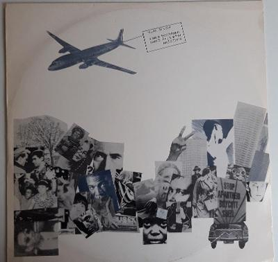 LP Mute Drivers - Boomtown (1988)