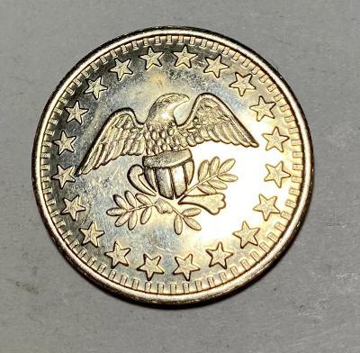 Žeton Coin meter token