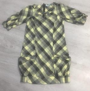 Košilové šaty s kapsami - XS, Chillin- Croop- Top stav