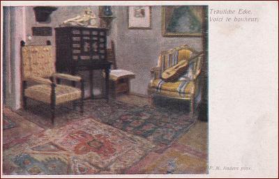 Umělecká * kytara, hudební nástroj, nábytek, interiér * X143