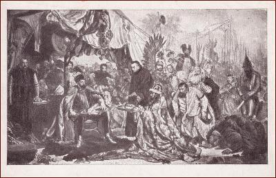 Štěpán Báthory * král, posel, voják, historie, Polsko, umělecká * X149