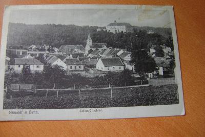 Náměšt u Brna- okres Brno venkov - vyd. Knoll -1914