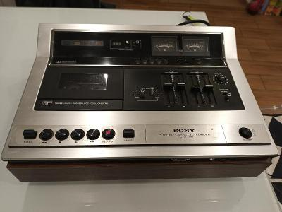 cassette corder studiový, Sony TC177SD perfektní stav!!