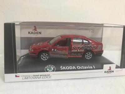 Škoda OCTAVIA I liftback - MSV výtahy 1:43 Kaden