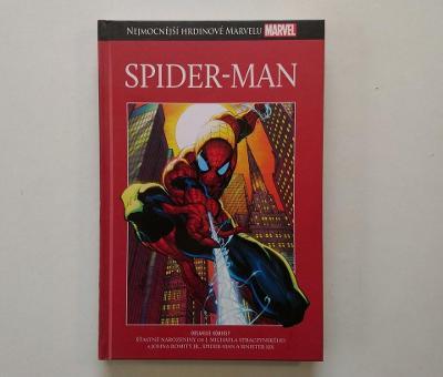 Kniha Komiks - Spider-Man - Sinister Six, Šťastné narozeniny 100%stav