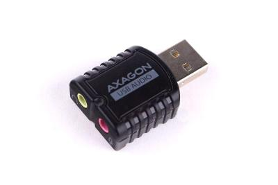 AXAGO USB Audio mini adaptér