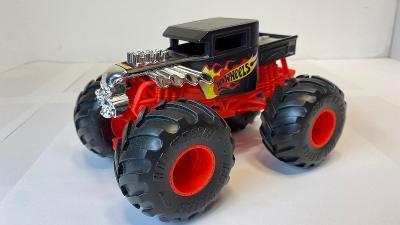 Boneshaker Monstertruck Hotwheels 1:24