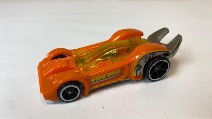 Hot Wheels Tooligan edice Experimotors 2017 1:64 Hotwheels - Modelářství