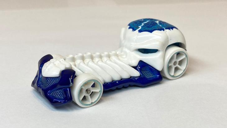 Hot Wheels Skull Crusher edice Fright Cars 2017 1:64 Hotwheels - Modelářství