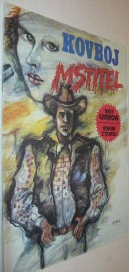 Časopis  Kovboj mstítel