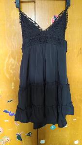 Gothic metal lolita nové letní šaty