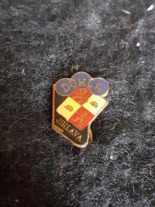 Odznak Dukla Jihlava  - lední hokej