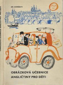 Horányi: Obrázková učebnice angličtiny pro děti, 1966