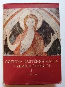Gotická nástěnná malba v zemích Českých - Jaroslav Pešina