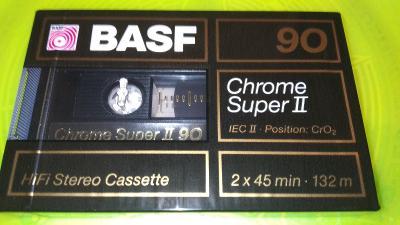 BASF Chrome Super II West Germany 1988