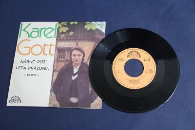 singl gramofonová deska Karel Gott  VÍC V POPISU