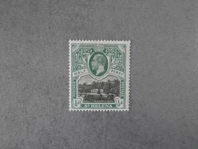 St. Helena 1912 *