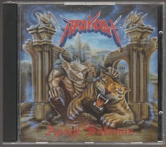 CD Arakain Apage Satanas 1998 a/s