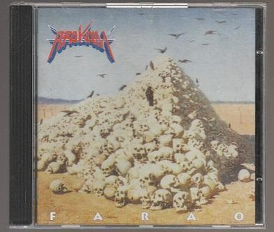 CD Arakain Farao 1999 a/s