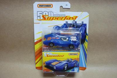 Blue Shark  Superfast   Matchbox