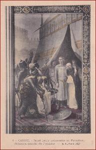 Náboženský motiv * rytíř, voják, panovník, svatý, umělecká * X189