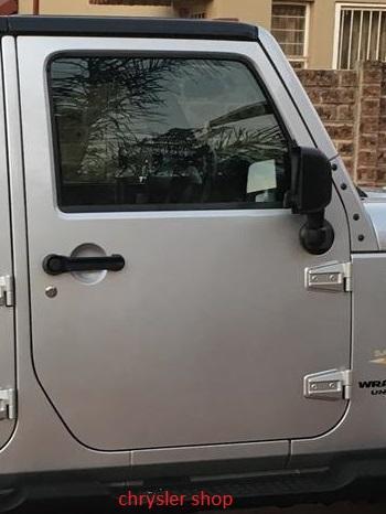Jeep Wrangler 08-10, pravé přední dveře MOPAR