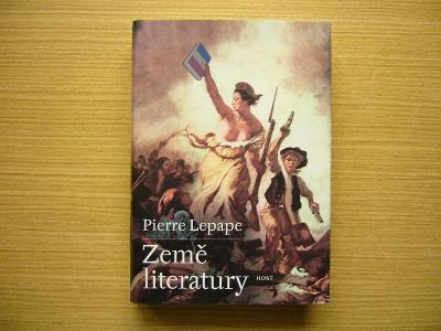 Pierre Lepape - Země literatury   2006 -n