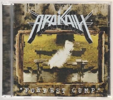 "CD Arakain ""Forrest Gump"" 2001 a/s"