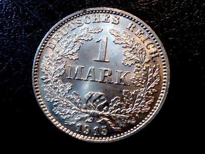 1 Marka 1915 G TOP Stav VZACNA  RL UNC