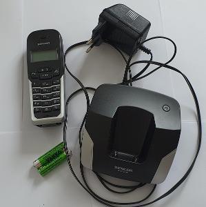 Bezdrátový telefon Sencor STC-200 Black PŘED KOUPÍ ČTI - A319