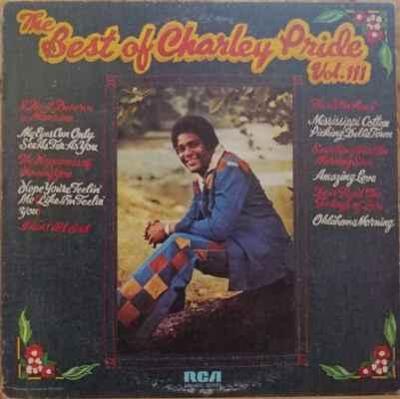 LP Charley Pride - The Best Of Charley Pride Vol. III EX