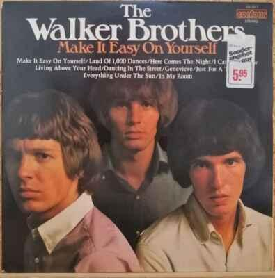 LP The Walker Brothers - Make It Easy On Yourself, 1976 EX