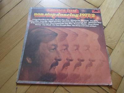 LP vinyl deska JAMES LAST 1977