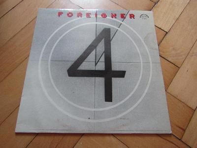 LP vinyl deska FOREIGNER 1984