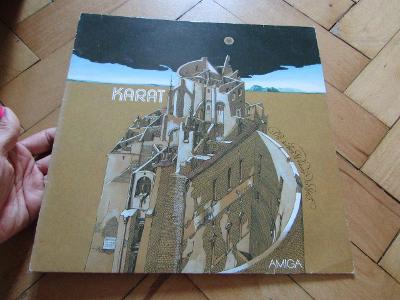 LP vinyl deska KARAT AMIGA 1983