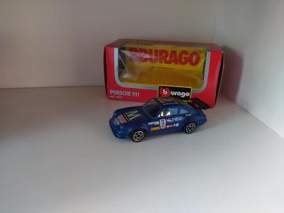 Bburago 1:43 Porsche 911 ITALY