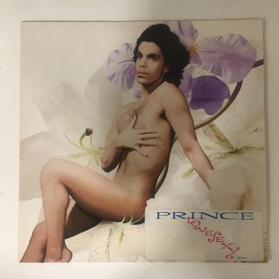 Prince – Lovesexy - LP vinyl