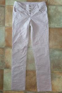 Strečové kalhoty se zmačkaným efektem zn.Bonprix vel.34 NOVÉ