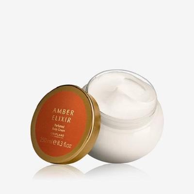 Tělový krém Amber Elixir Oriflame