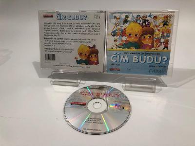 CD Čím budu ?- Multimediální CD-ROM pro děti