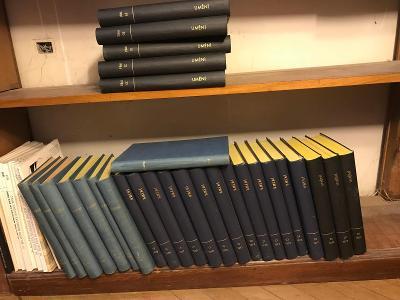 UMĚNÍ - časopis vydávaný Ústavem umění Akademie věd,
