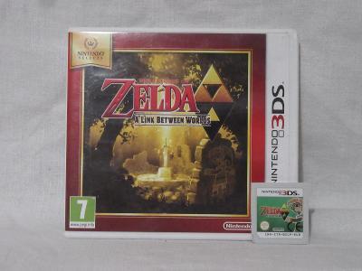 Nintendo 3DS hra The Legend of Zelda: A Link Between Worlds !!!