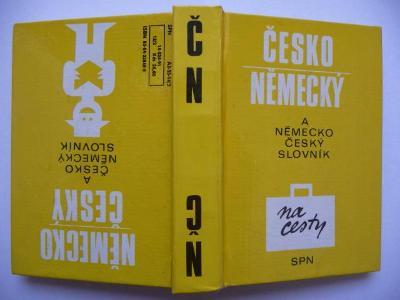 Česko-německý a německo-český slovník na cesty - SPN 1991