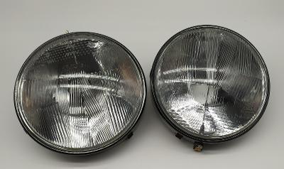 Škoda  110 LS, ŠKODA  110 R Přední přídavná světla