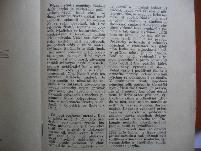 Německy dokonale bez učitele - Bedřich Soukup - Nakl. F. Strnadel - Učebnice